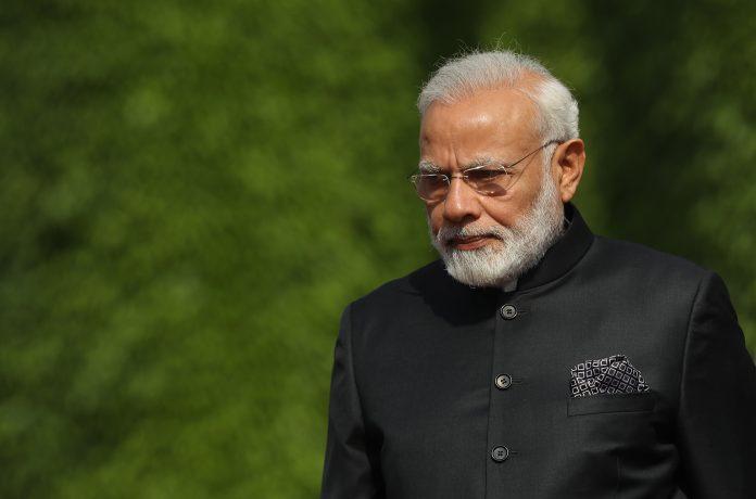 印度总理莫迪许70 岁生日之际:都戴上口罩吧,许下这个愿望