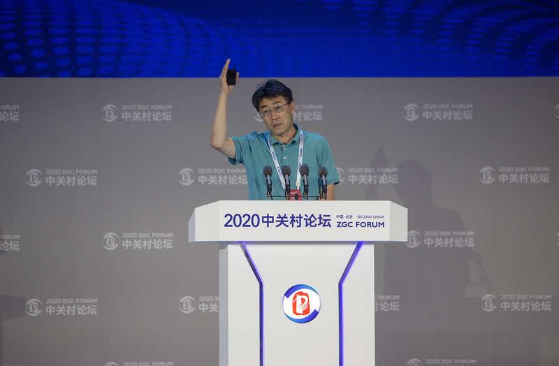 高福:中国建立了国家新冠病毒中心