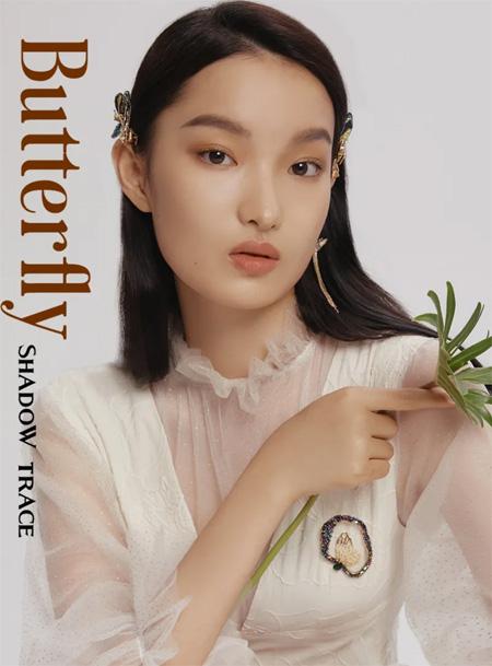 Shes 新品第一次发布,是花也是蝶, 你懂吗?