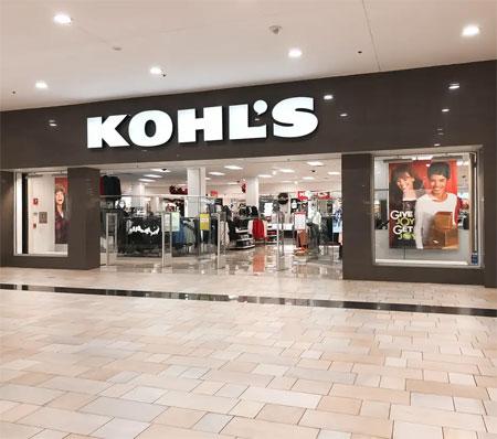 美国百货巨头Kohl's 将继续裁员 15%