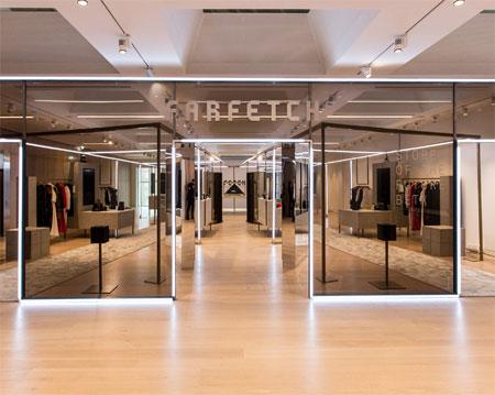 英国奢侈品电商平台Farfetch,加快了品牌形象的更新