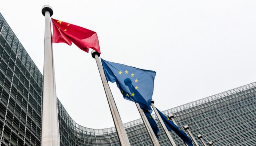 促进中欧全面战略伙伴关系健康稳定发展