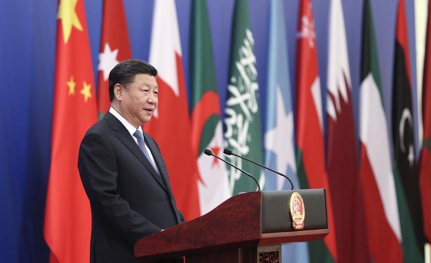 """中国已与138个国家鉴下共同建设 """"一带一路倡议"""" 合作文件"""