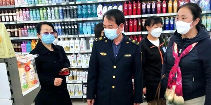 临沂市市场监督管理局扎实推动全市化妆品的抽查工作