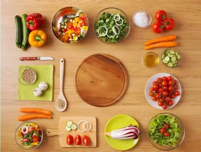 食物是文化的一部分,中国和西方都是平等的。