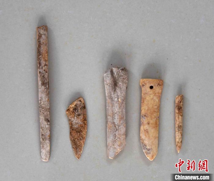 内蒙古发现距今8400年至7600年遗址