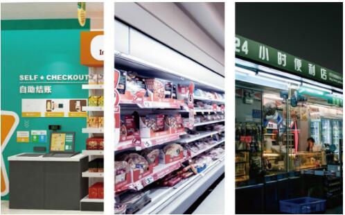 便利店采用新的零售模式快速发展