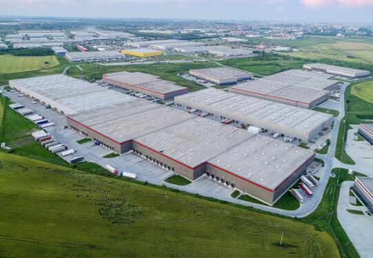 2020年上半年,P3物流园区租赁了58637平方米的物流办公空间