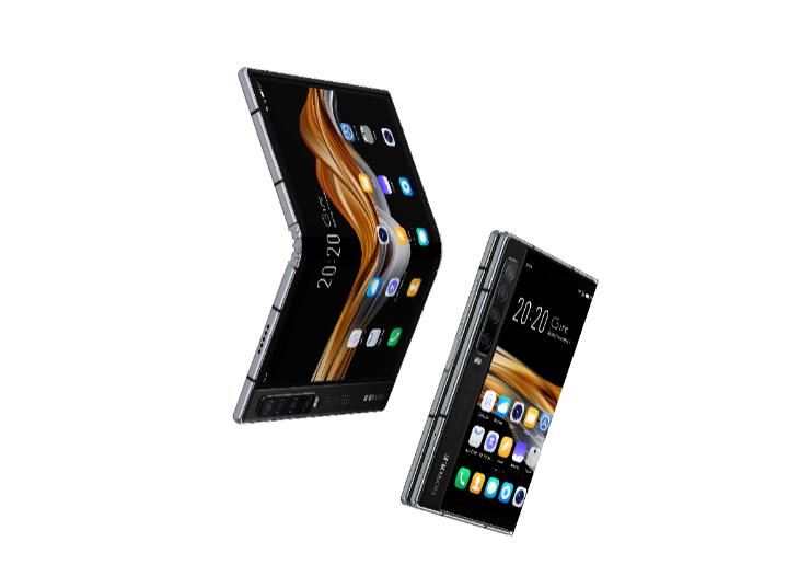 柔宇科技正式上新新一代折叠式手机FlexPai 2