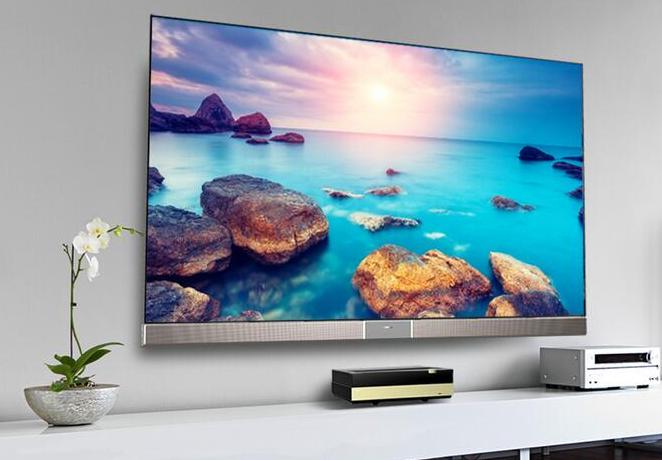 """在液晶显示屏之后,激光电视已经成为一个 新物种"""""""
