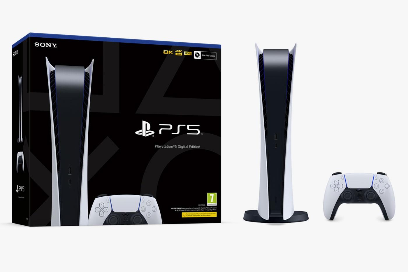 新 PS5 照片显示了索尼下一代大型游戏机的发展规模