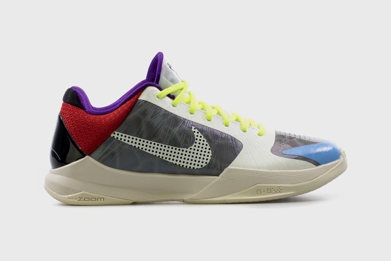 PJTucker 的 NikeKobe5ProtroPE 将获得全额零售