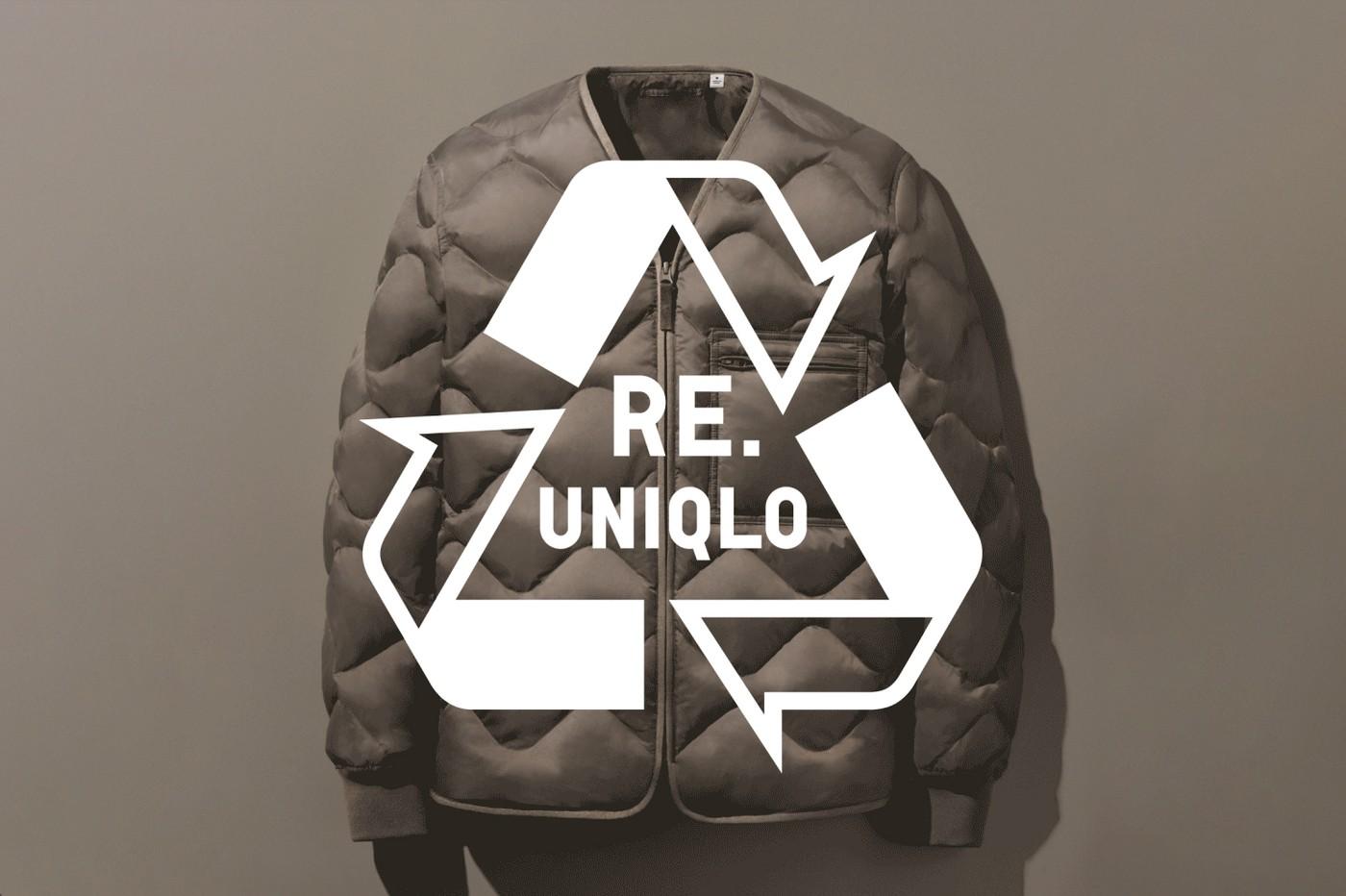 优衣库宣布 UNIQLO 回收可持续发展计划