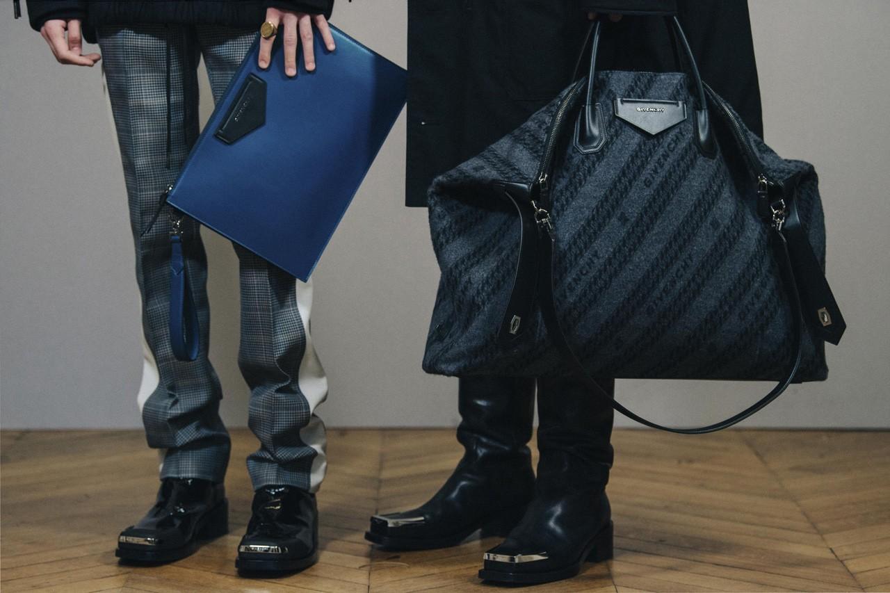 纪梵希(Givenchy)推出男士Antigona软包系列