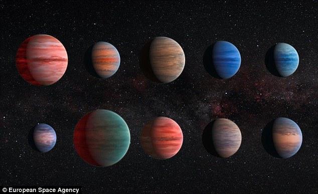 加拿大发现木星可能有600颗直径超过800米的候选卫星