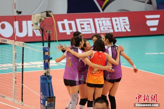 全国女排锦标赛即将打响