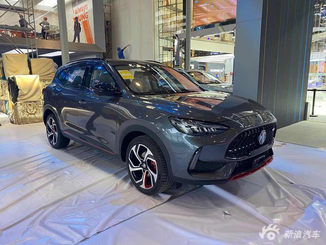 MG领航德古拉版在北京车展曝光