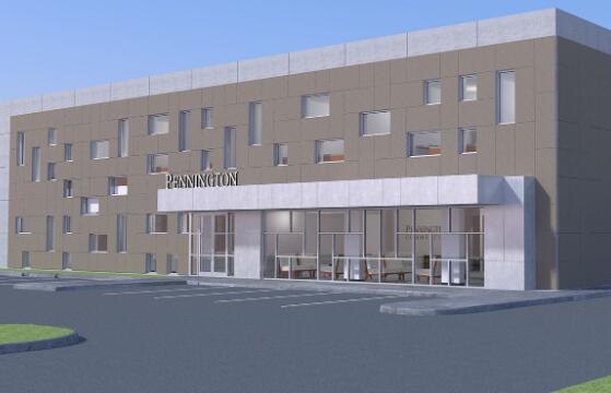 卡尔顿地板公司将开设一个新的总部校园