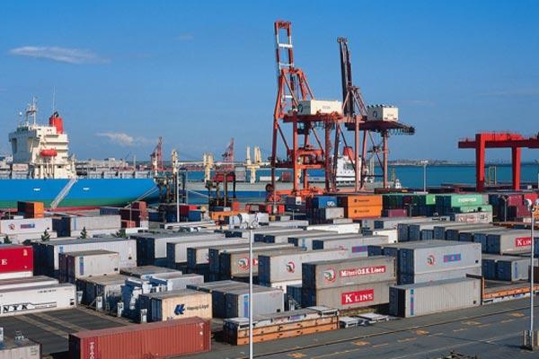沙特港口集装箱业务增长了12%