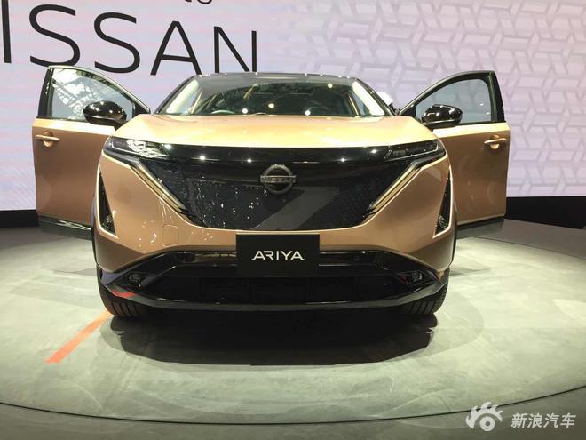 2020北京车展探馆:日产Ariya