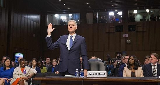 特朗普提名新最高法大法官 ,可能会引发更大的争议