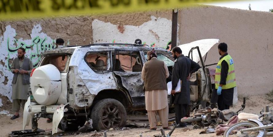 尼日利亚地方政府车队遇袭击,十一个人死亡