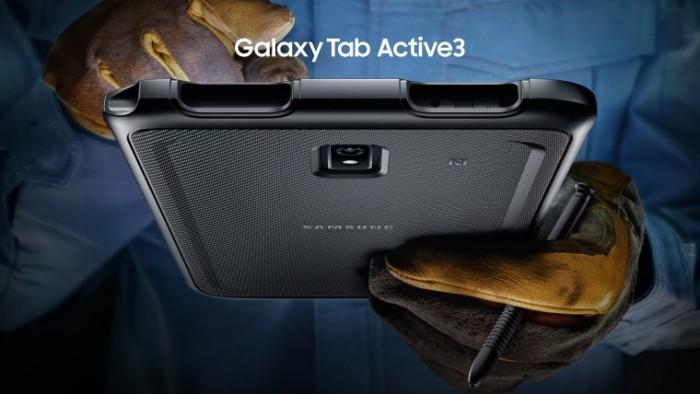 三星推出GalaxyTabActive3,一款面向企业的三防平板电脑。
