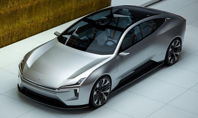 极星Precept轿车将在沃尔沃中国新工厂大规模生产