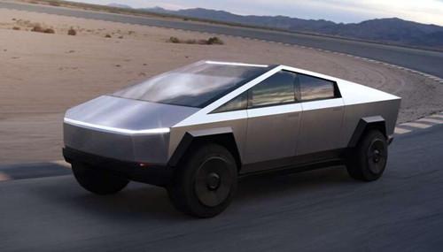 特斯拉弗里蒙特工厂再生产皮卡Cybertruck原型车