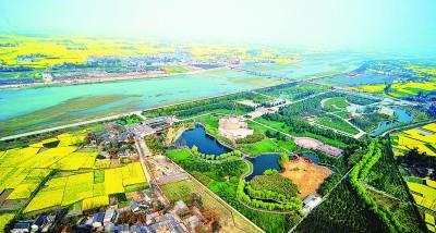 长江上游的三星堆遗址
