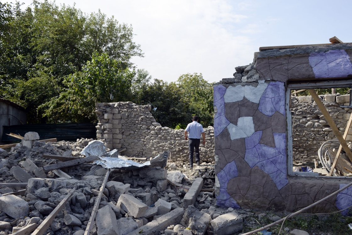 亚美尼亚与阿塞拜疆均拒绝就纳卡问题展开谈话