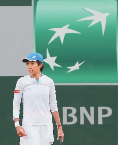 张帅晋级法国公开赛第二轮