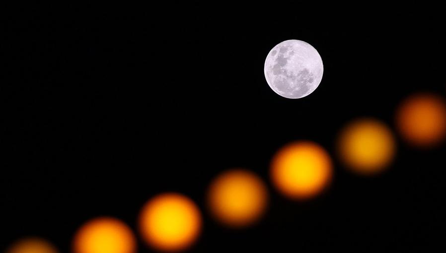 """月到中秋分外明:天文专家指导你怎样赏""""别样""""的中秋月"""