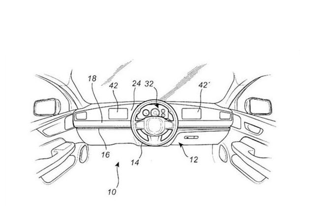 沃尔沃展示了最新的专利转向系统,左舵和右舵开关随意打开