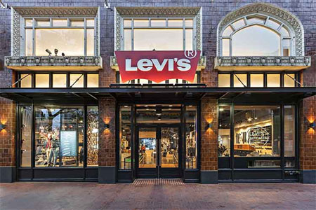 Levi#s发布第三季度业绩 线上数字化收入翻倍增长