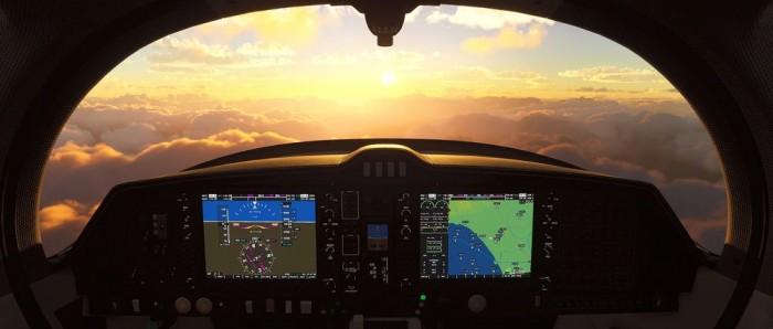 《微软飞行模拟》启动VR封闭测试