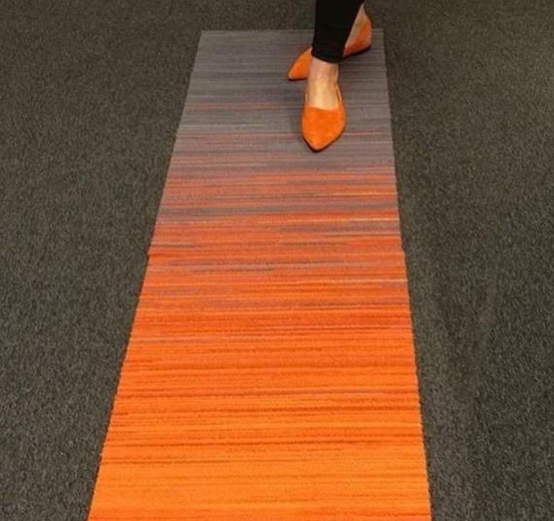 YaLing地毯、是方块地毯安装的准备材料