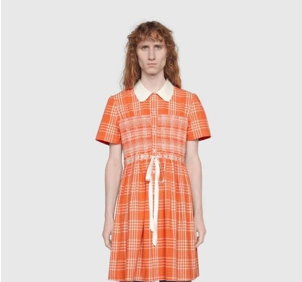 """男士连衣裙,时尚界正式迎来""""无性别""""时代?"""