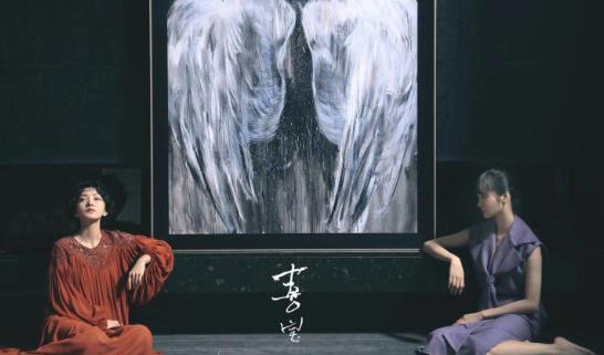 电影《喜宝》马上开播, 特邀画家王檀创作-喜宝的伊卡洛斯
