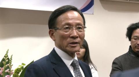 ▲韩国驻美大使李秀赫(中央日报)