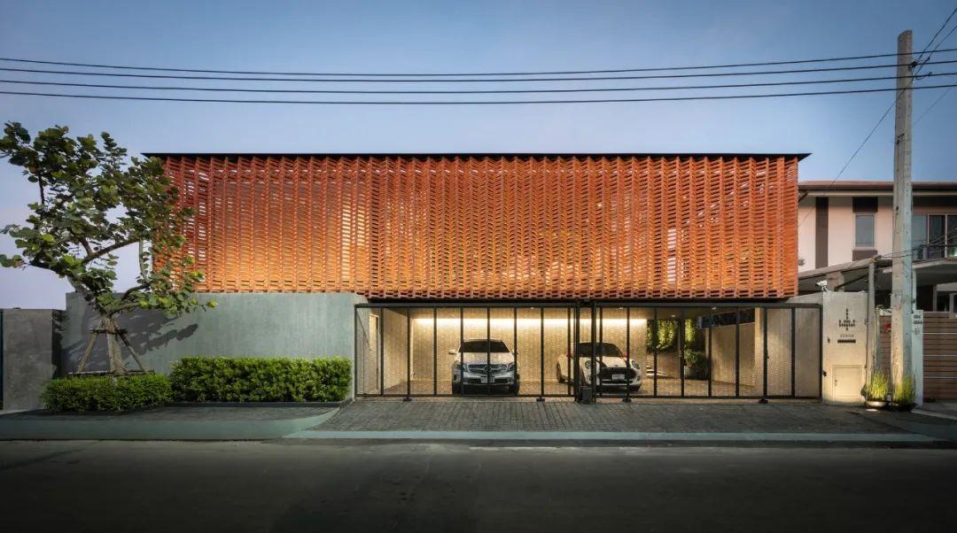 泰国建筑的诗情画意