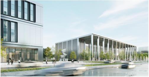 江苏工业技术研究院新厂址全面投入运行