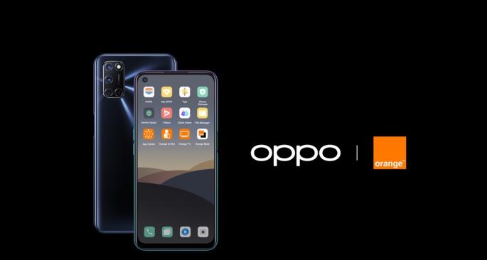 OPPO与法国电信合作 ,推出具有 eSIM 功能的 OPPOWatch
