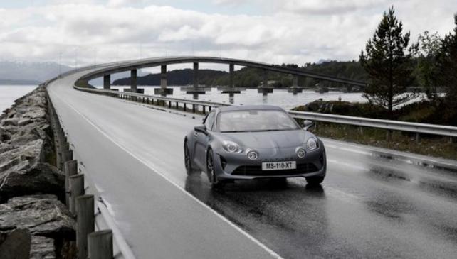 Alpine将在未来独立于雷诺性能汽车品牌,有可能推出电动轿车