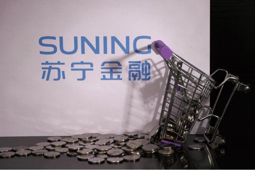 苏宁金融与江苏金农构成合作关系