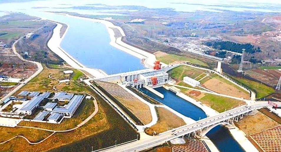 南水北调工程有力支撑了经济社会发展