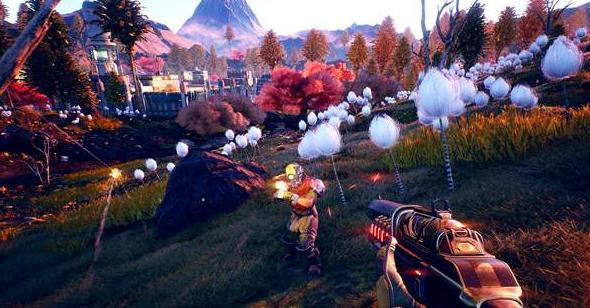 黑曜石《天外世界》登陆Steam 多半好评,打折后价格为99元