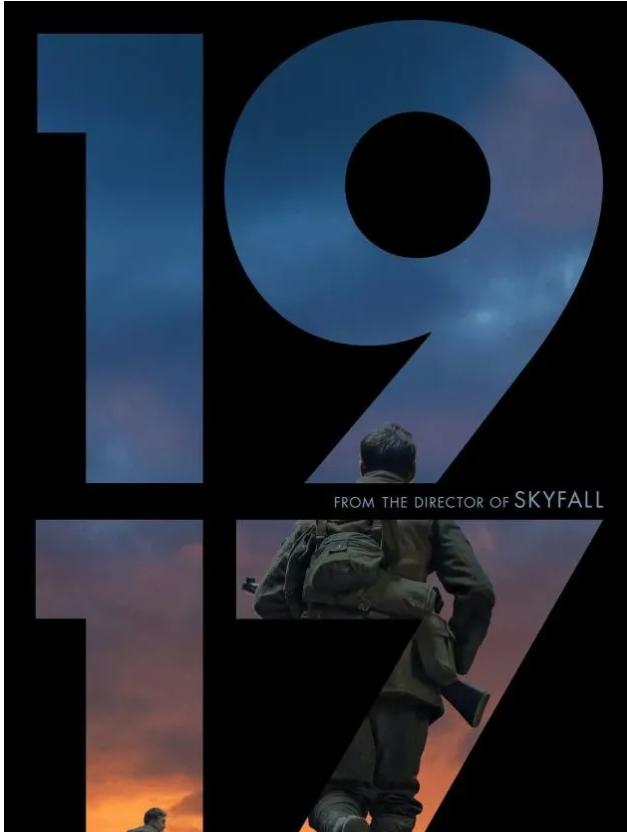 《八佰》上映前,《1917》,是今年最好的战争片