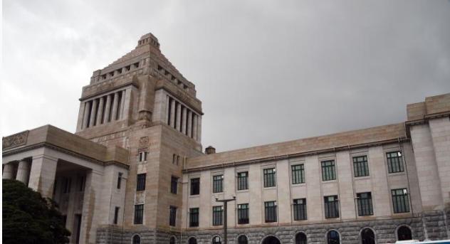参加日本临时议会开幕式的人数仅为正常情况的20%