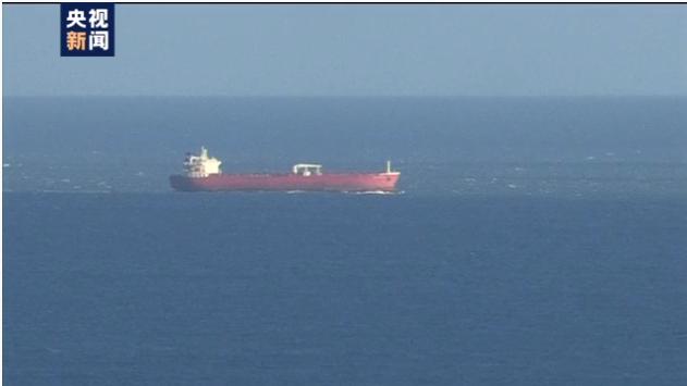 这艘油轮涉嫌被英国特种部队偷渡者劫持